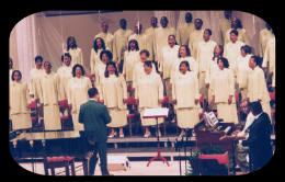 Christian Tabernacle Concert Choir