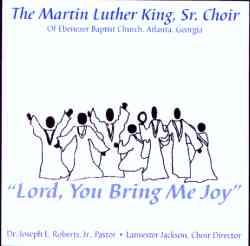 Martin Luther King Sr. Choir CD