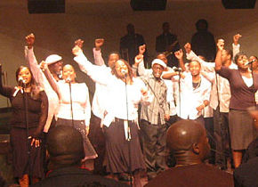 The S.O.P. Chorale