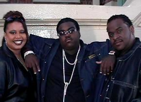 Natalie Wilson, Rodney Jerkins and Shawn Daniels