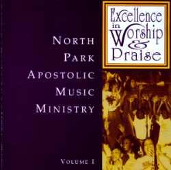 North Park Apostolic Music Ministry CD