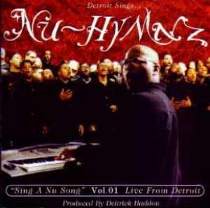 Detroit Sings Nu Hymnz Vol. 1 CD