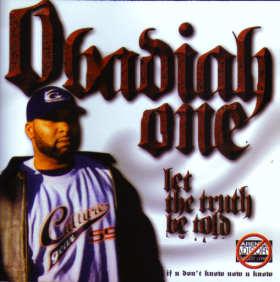 Obadiah One CD