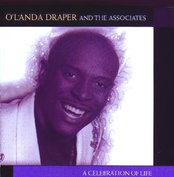 O'landa Draper  and the Associates CD