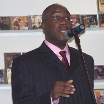 label executive, James Render