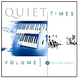 Quiet Times Vol. 1 CD