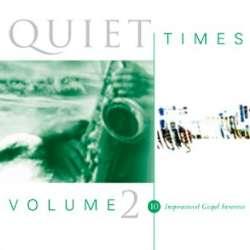 Quiet Times Vol. 2 CD
