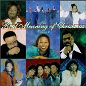 Real Meaning of Christmas Vol. 2 CD
