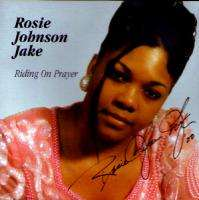 Rosie Johnson Jake CD