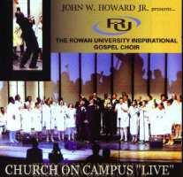 Rowan University Inspiration Gospel Choir CD