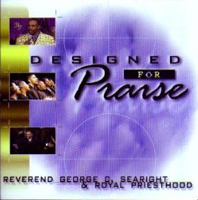 Designed For Praise CD