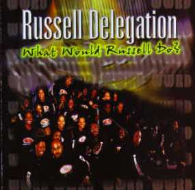 What Would Russell Do? CD