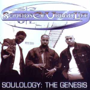 Soulology The Genesis CD