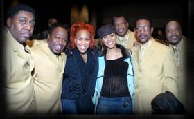 Mighty Clouds of Joy with co-hosts Mary Mary