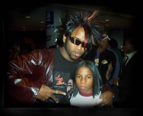 Tonex with new EMI Gospel artist Lil Irocc