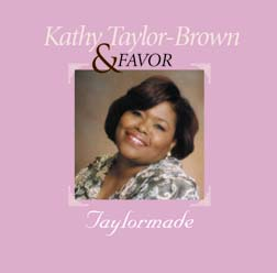 Kathy Taylor-Brown and Favor CD