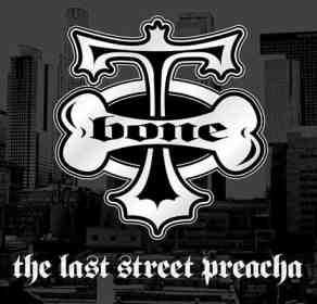The Last Street Preacha CD
