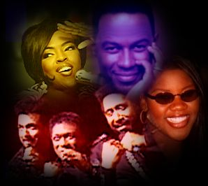Gospel music from unlikely sources