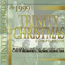 Trinity Christmas Compilation CD