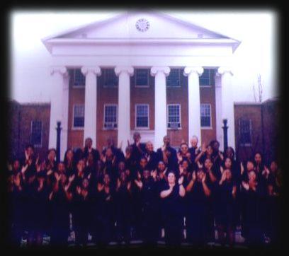 The University of Mississippi Gospel Choir
