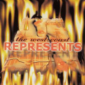 West Coast Represents CD