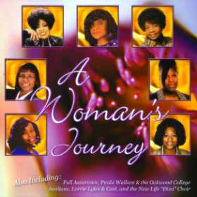 A Womans Journey CD