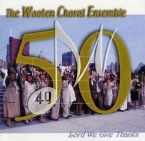 Wooten Chorale Ensemble CD