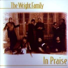Wright Family CD